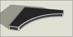 Rounded Ledge (Раундед-Ледж)